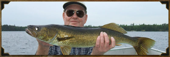 Canada Fly In Fishing Walleye Lake Outposts
