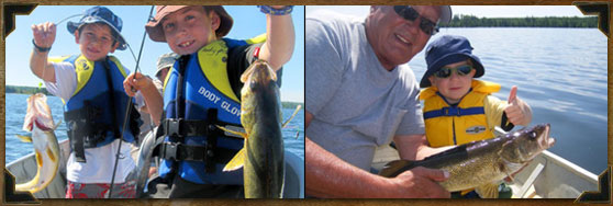Ontario Fly In Fishing Walleye Lake Outposts